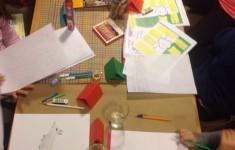 Masamızın Üstü Rengarenk!