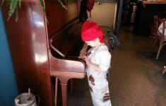 Piyano piyano bacaksız!